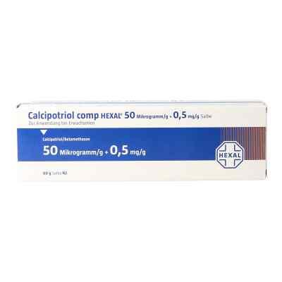 Calcipotriol comp Hexal 50 [my]g/g + 0,5 mg/g Salb  bei apo.com bestellen