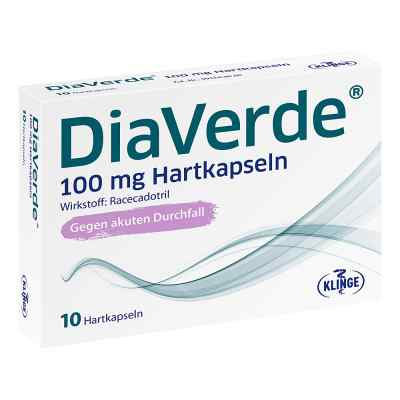 Diaverde 100 mg Hartkapseln  bei apo.com bestellen