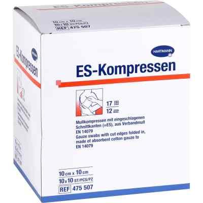 Es-kompressen steril 10x10 cm Grosspackung  bei apo.com bestellen
