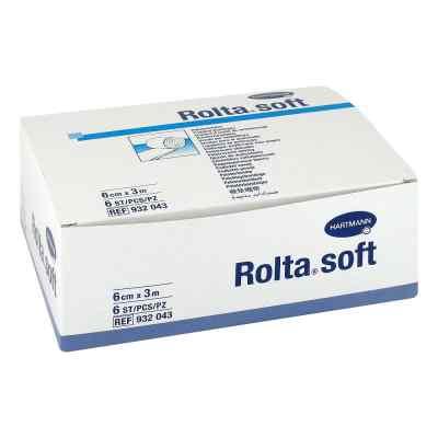 Rolta soft Synth.-wattebinde 6 cmx3 m  bei apo.com bestellen