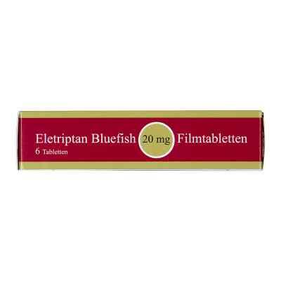 Eletriptan Bluefish 20 mg Filmtabletten  bei apo.com bestellen