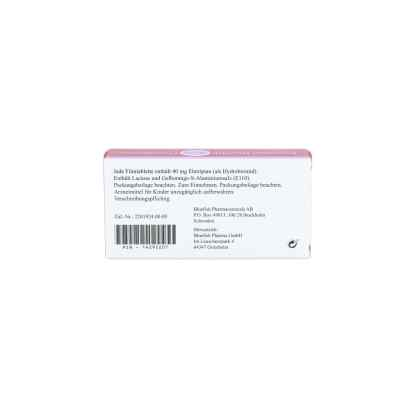Eletriptan Bluefish 40 mg Filmtabletten  bei apo.com bestellen