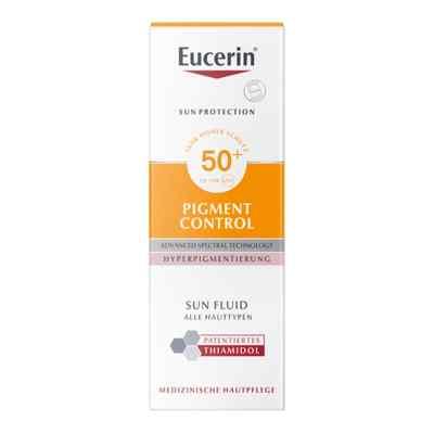 Eucerin Sun Pigment Control Fluid LSF 50+ 50 ml von Beiersdorf AG Eucerin PZN 14292845