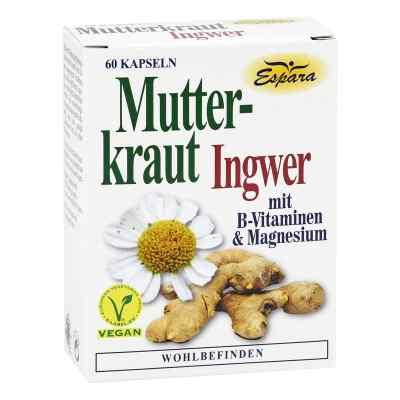 Mutterkraut-ingwer Kapseln  bei apo.com bestellen