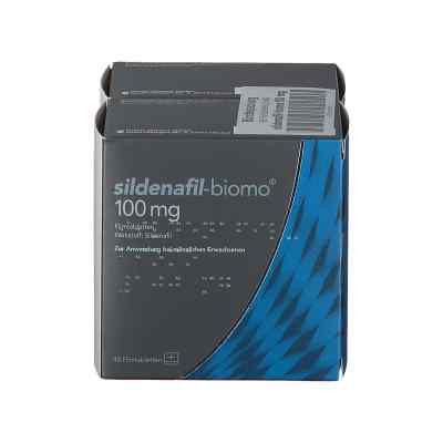 Sildenafil biomo 100 mg Filmtabletten  bei apo.com bestellen