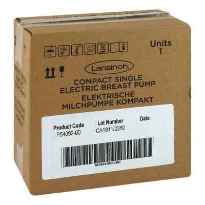 Lansinoh elektrische Milchpumpe Kompakt  bei apo.com bestellen