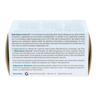 Mikrobiom-intercell Hartkapseln  bei apo.com bestellen