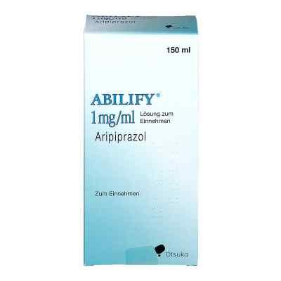 Abilify 1 mg/ml Lösung zum Einnehmen  bei apo.com bestellen