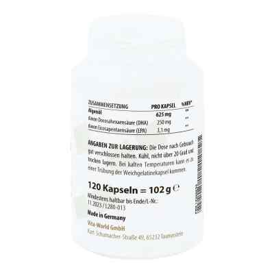 Omega-3 vegan Algenöl 625 mg Kapseln  bei apo.com bestellen