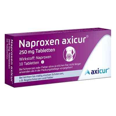 Naproxen axicur 250 mg Tabletten  bei apo.com bestellen