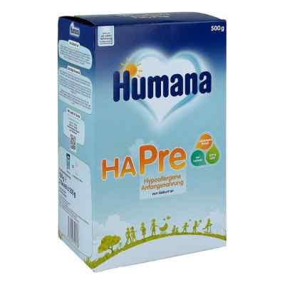 Humana Ha Pre Anfangsnahrung 2019 Pulver  bei apo.com bestellen