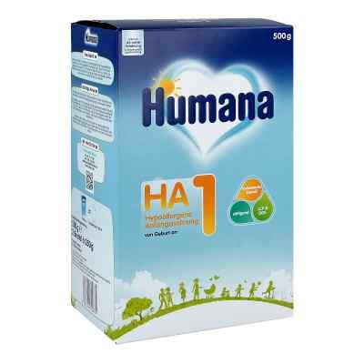 Humana Ha 1 Anfangsnahrung Pulver  bei apo.com bestellen