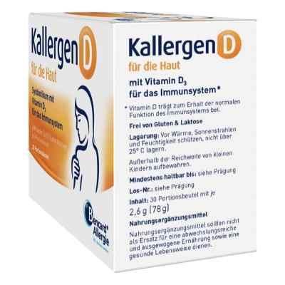Kallergen D Synbiotikum Beutel  bei apo.com bestellen
