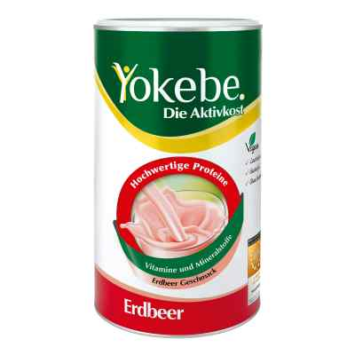 Yokebe Erdbeer Nf Pulver  bei apo.com bestellen
