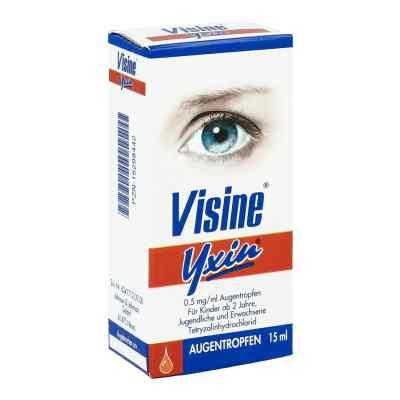 Visine Yxin 0,5 mg/ml Augentropfen  bei apo.com bestellen