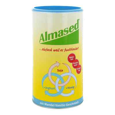 Almased Vitalkost Mandel-vanille Pulver  bei apo.com bestellen