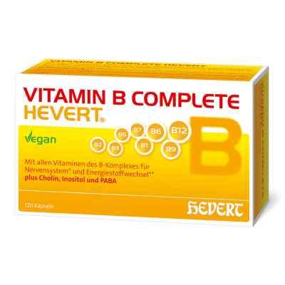 Vitamin B Complete Hevert Kapseln  bei apo.com bestellen