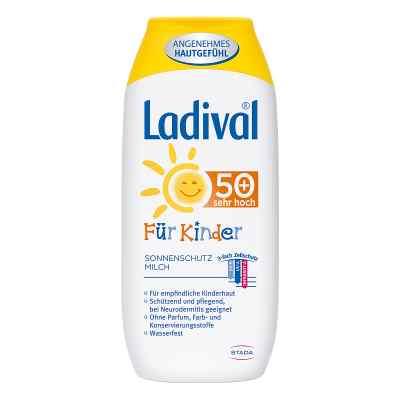 Ladival Kinder Sonnenmilch Lsf 50+  bei apo.com bestellen