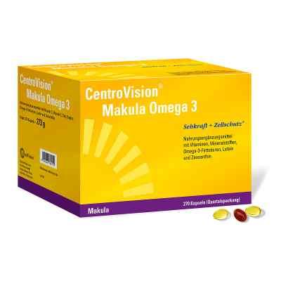 Centrovision Makula Omega-3 Kapseln  bei apo.com bestellen
