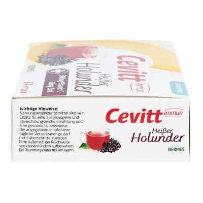 Cevitt immun Heisser Holunder Zuckerfrei Granulat  bei apo.com bestellen