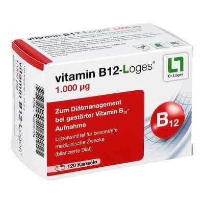 Vitamin B12-loges 1.000 [my]g Kapseln  bei apo.com bestellen