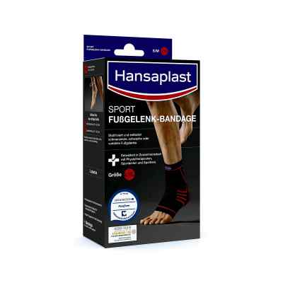 Hansaplast Sport Fußgelenk-Bandage Gr L/XL  bei apo.com bestellen