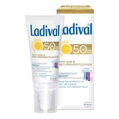 Ladival Sonnenschutz Gesicht Anti-Age & Anti-Pigmentflecken Crem  bei apo.com bestellen