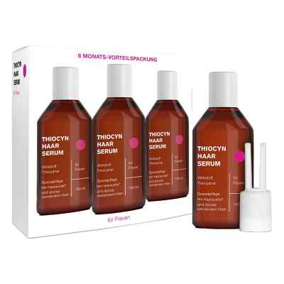 Thiocyn Haarserum Frauen 3x150 ml Vorteilspackung  bei apotheke-online.de bestellen