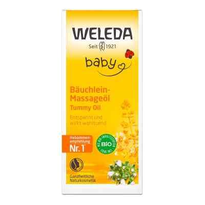 Weleda Baby Bäuchlein-massageöl  bei apo.com bestellen