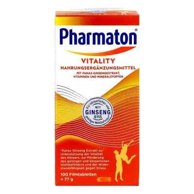 Pharmaton Vitality Filmtabletten  bei apo.com bestellen