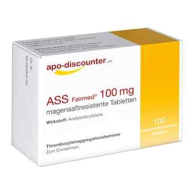 ASS 100 mg von apo-discounter  bei apo.com bestellen