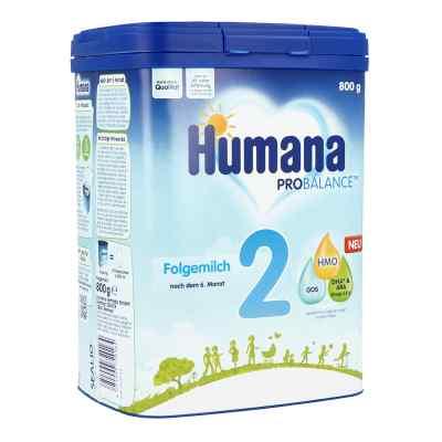 Humana Probalance Folgemilch 2 Mp Pulver  bei apo.com bestellen