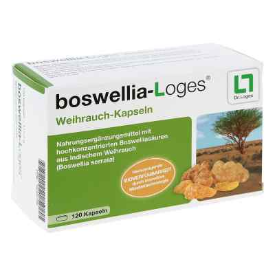 Boswellia-Loges Weihrauch-Kapseln  bei apo.com bestellen