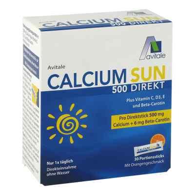 Calcium Sun 500 Direkt Portionssticks  bei apo.com bestellen