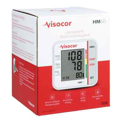 Visocor Handgelenk Blutdruckmessgerät Hm60  bei apo.com bestellen