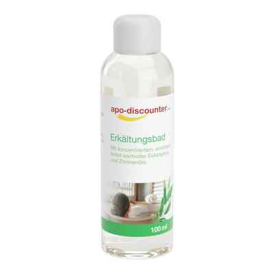 Erkältungsbad mit Eukalyptus- und Zitronenöl von apo-discounter  bei apo.com bestellen