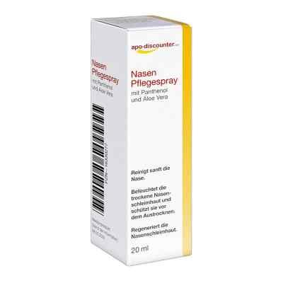 Nasen Pflegespray mit Panthenol und Aloe Vera  bei apo.com bestellen