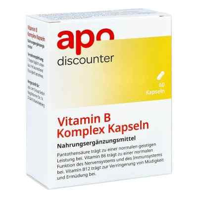 Vitamin B Komplex Kapseln von apo-discounter  bei apotheke-online.de bestellen