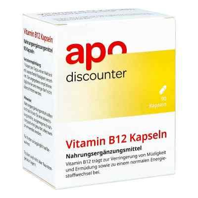 Vitamin B12 Kapseln von apo-discounter  bei apotheke-online.de bestellen