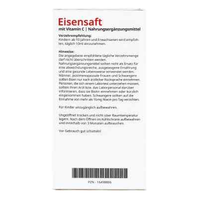 Eisensaft mit Vitamin C von apo-discounter  bei apo.com bestellen