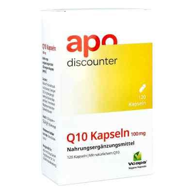 Q10 Kapseln 100 mg  bei apotheke-online.de bestellen