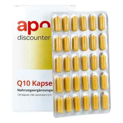 Q10 Kapseln 100 mg von apo-discounter  bei apo.com bestellen