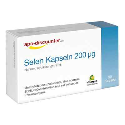Selen Kapseln 200 [my]g von apo-discounter  bei apotheke-online.de bestellen