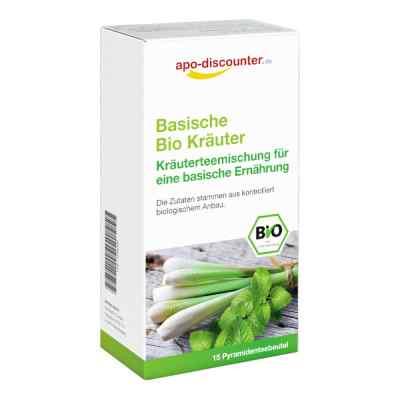 Bio Basen-kräutertee Filterbeutel  bei apo.com bestellen