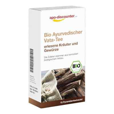 Bio Ayurvedischer Vata-Tee Filterbeutel von apo-discounter  bei apo.com bestellen