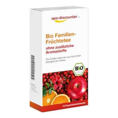 Bio Familien-Früchtetee Filterbeutel  bei apo.com bestellen