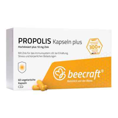 Beecraft Propolis Kapseln Plus  bei apo.com bestellen