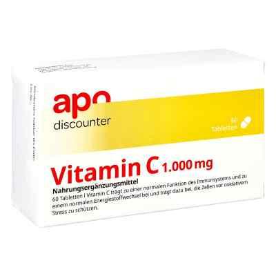 Vitamin C1000 mg Tabletten von apo-discounter  bei apo.com bestellen