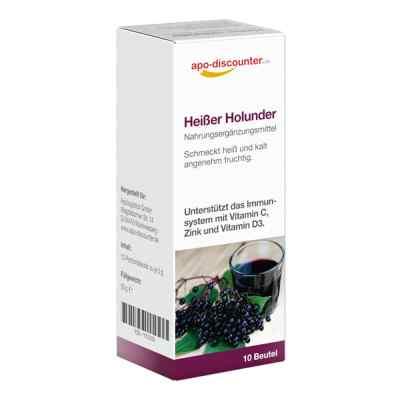 Heisser Holunder Pulver Beutel  bei apotheke-online.de bestellen