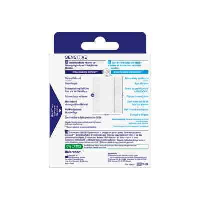 Hansaplast Sensitive Pflaster 1x8  bei apo.com bestellen